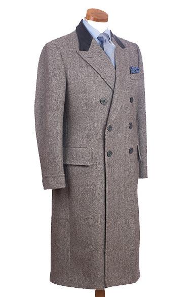 Dege skninner overcoat