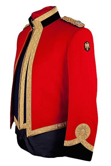 Dege & Skinner Military uniform