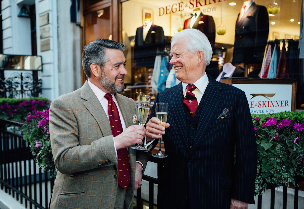 Dege & Skinner on Savile Row : 150 Years and Going Strong