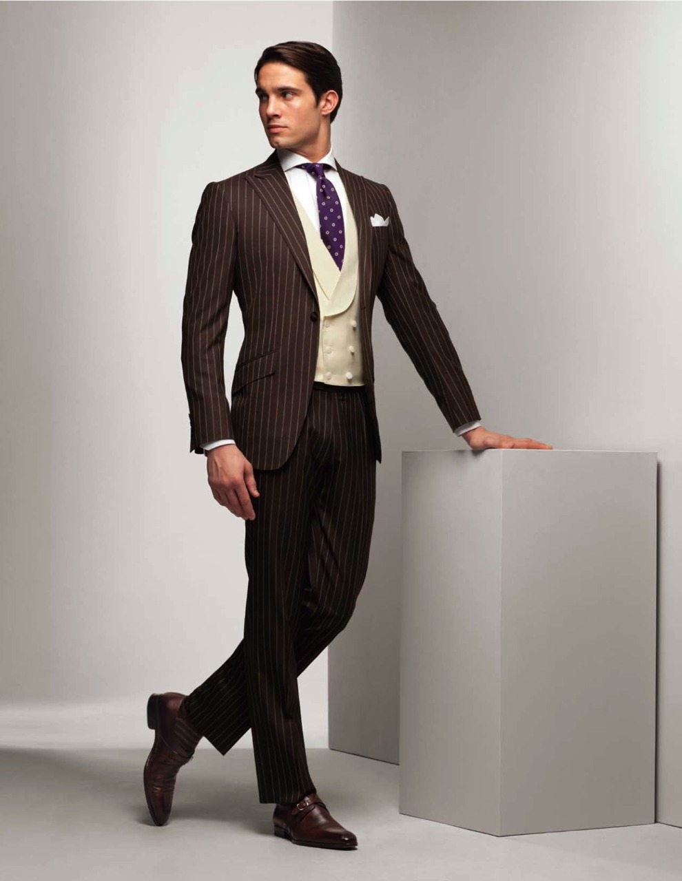 Ditto Suits ? Selecting Your Waistcoat Fabric