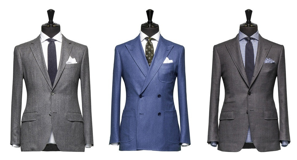 Does a four-season suit exist? (VBC Fabric Academy 3)