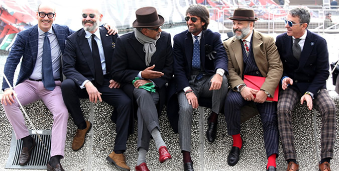 On Contemporary Men's Style