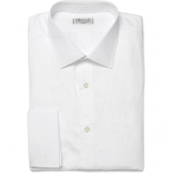 437329-Charvet-Slim-Fit-Cotton-Shirt-1