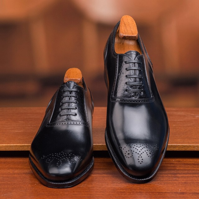 Enzo Bonafè : un grand nom, méconnu, du soulier masculin
