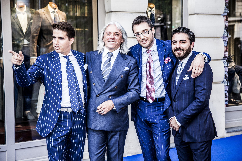 The Boggi Milano / Parisian Gentleman event report