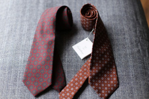 Calabrese 1924 Two Ties