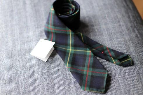 Calabrese 1924 Tartan Tie