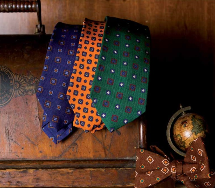 Four Generations Later: Calabrese 1924 Ties and Accessories