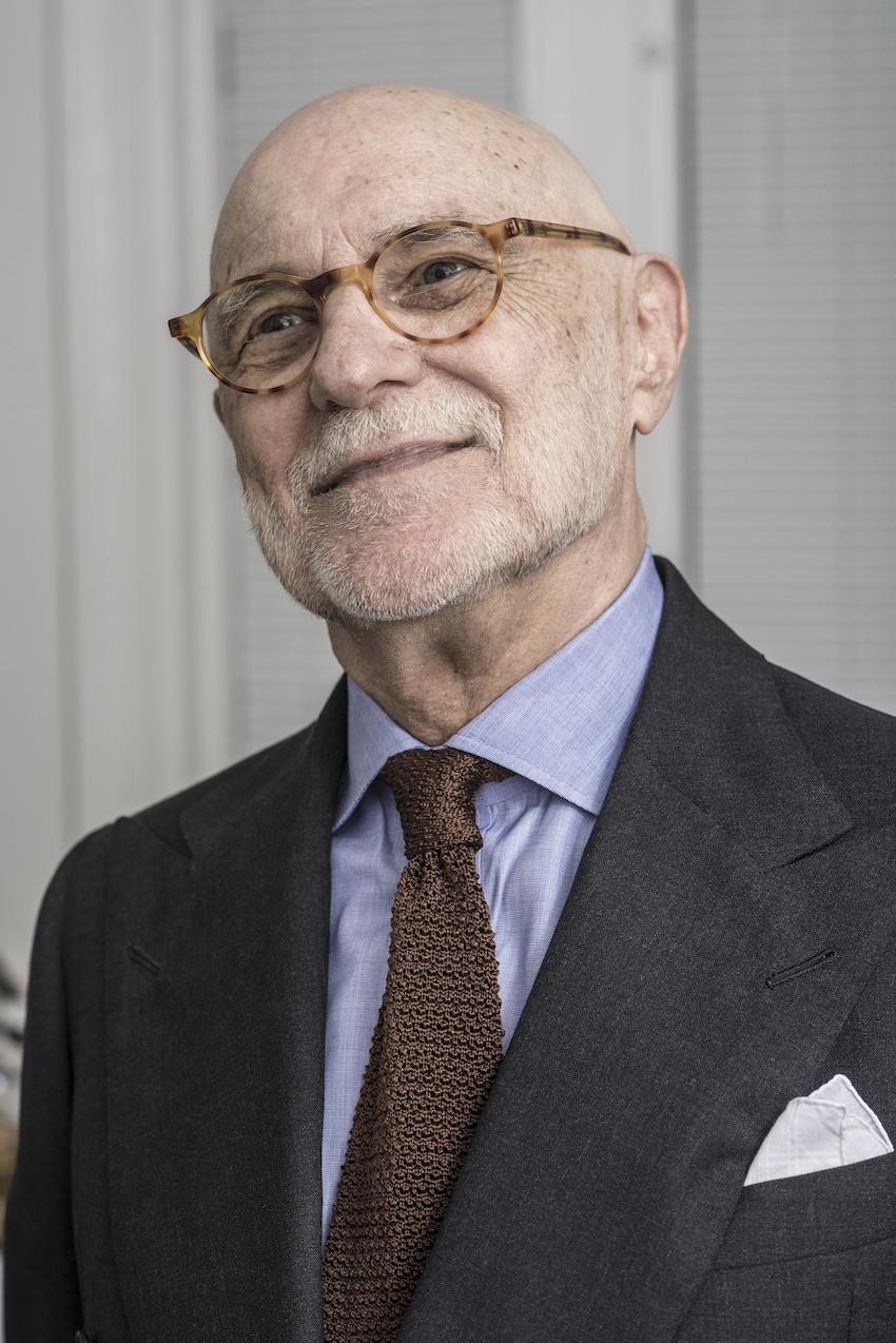G. Bruce Boyer et Marol : une collaboration exemplaire