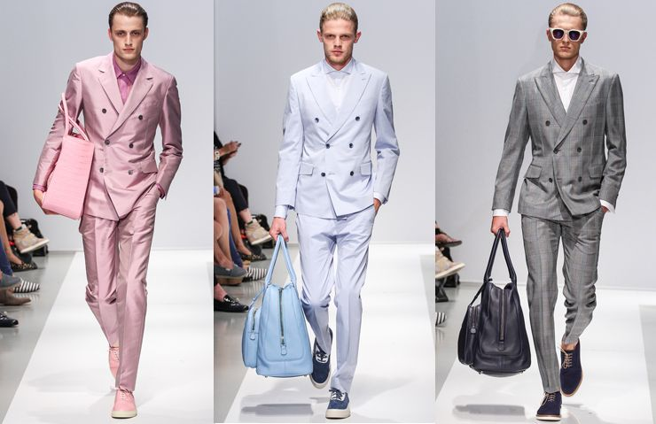 Homo Hermaphroditis? A Look at How Culture Relates to the Styles of Spring/Summer 2015