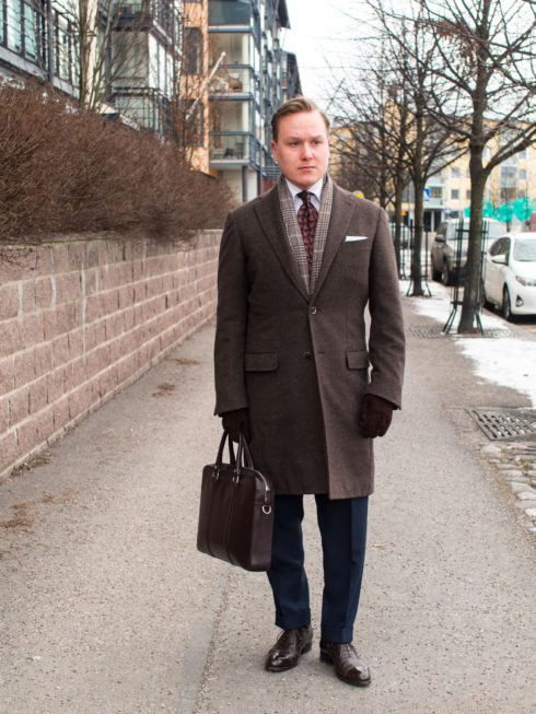 How to wear red ties and accessories 1 Parisian Gentleman