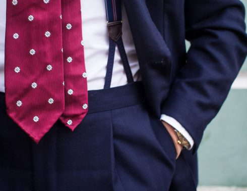 How to wear red ties and accessories 8 Parisian Gentleman