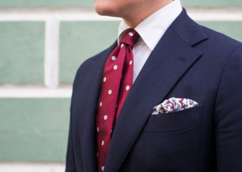 How to wear red ties and accessories 7 Parisian Gentleman