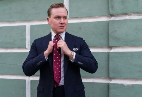How to wear red ties and accessories 6 Parisian Gentleman