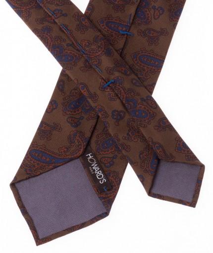 cravate-non-doublee-en-soie-madder-marron-et-bleue