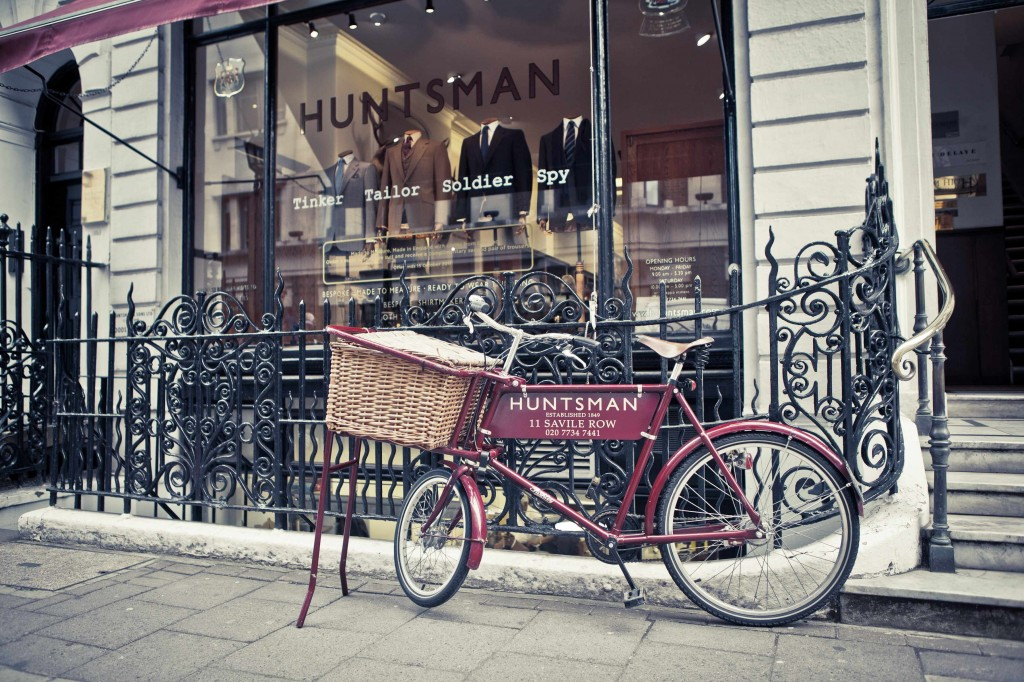Huntsman & Sons: Not trifling with tradition