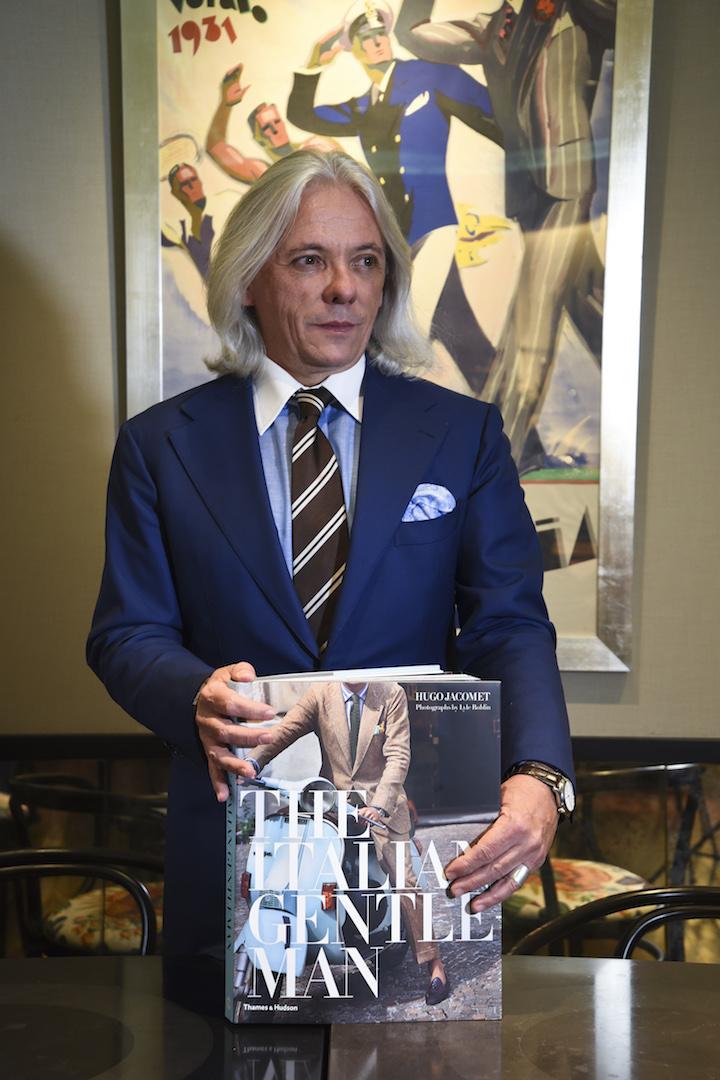 """Interview pour Bonne Gueule : les coulisses de """"The Italian Gentleman"""""""