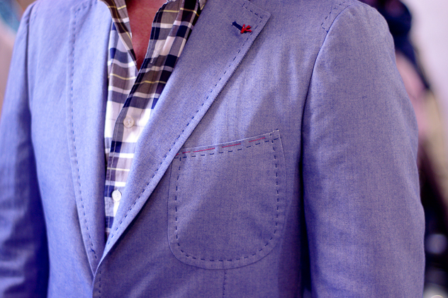 ISAIA S/S 2012: a festival of colours!
