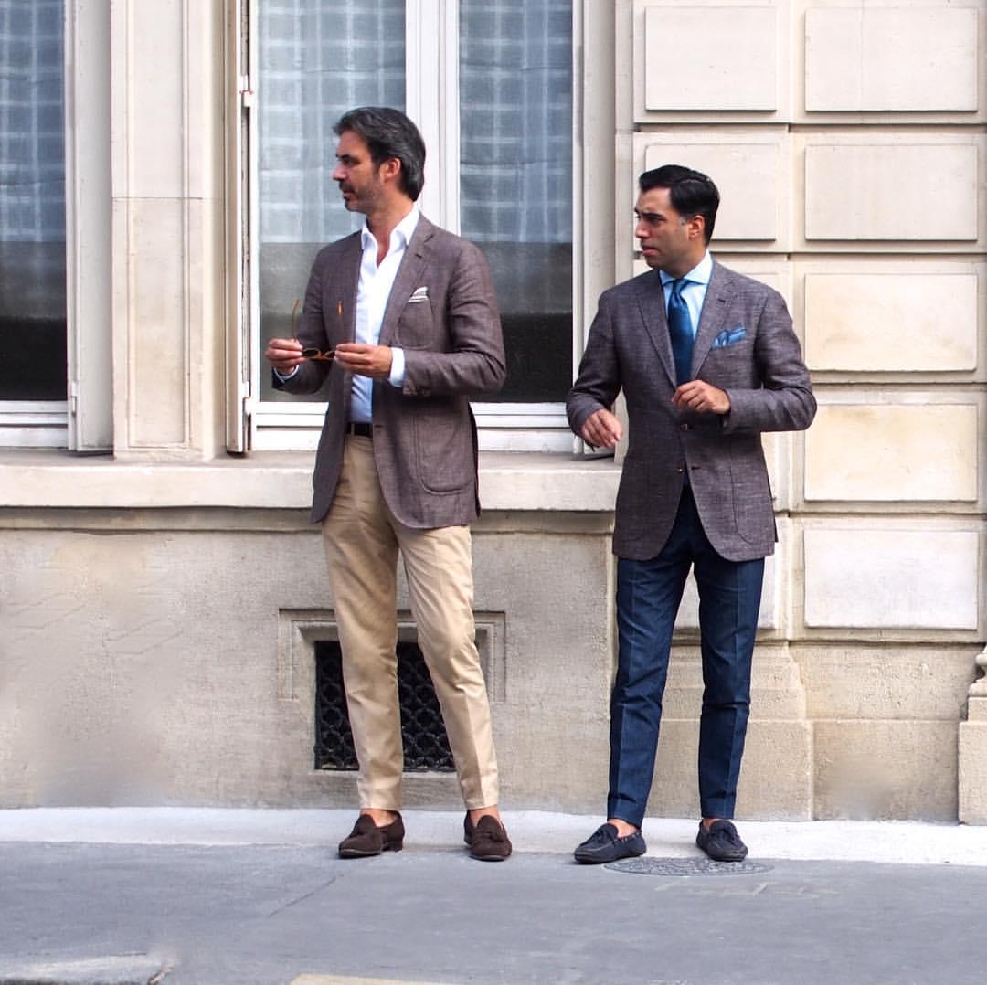 Jean Manuel and Nicolas