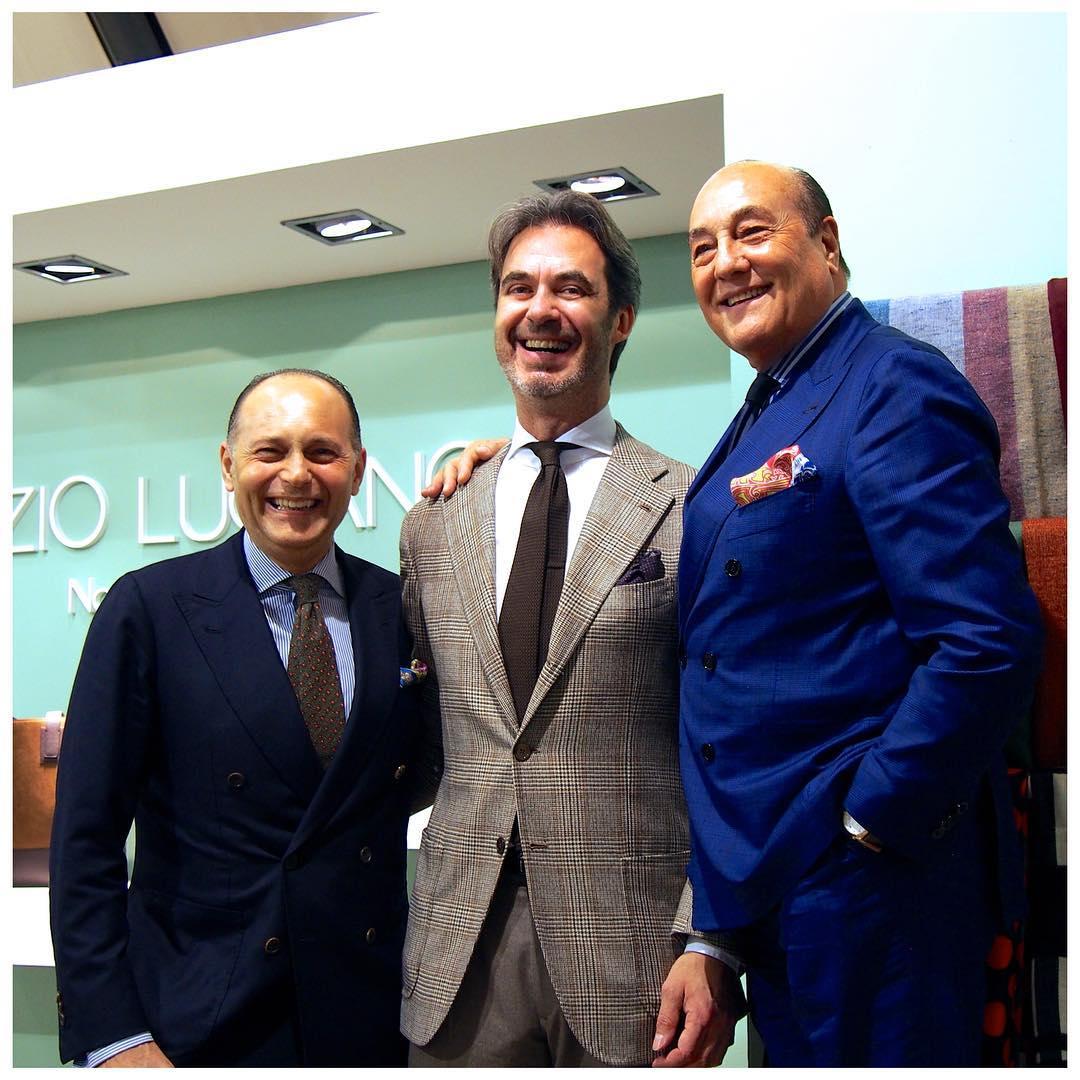 JMM with Pino and Orazio Luciano