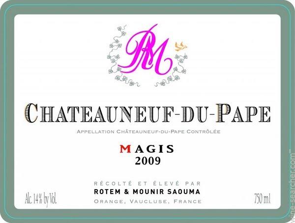 Chateauneuf du Pape Magis