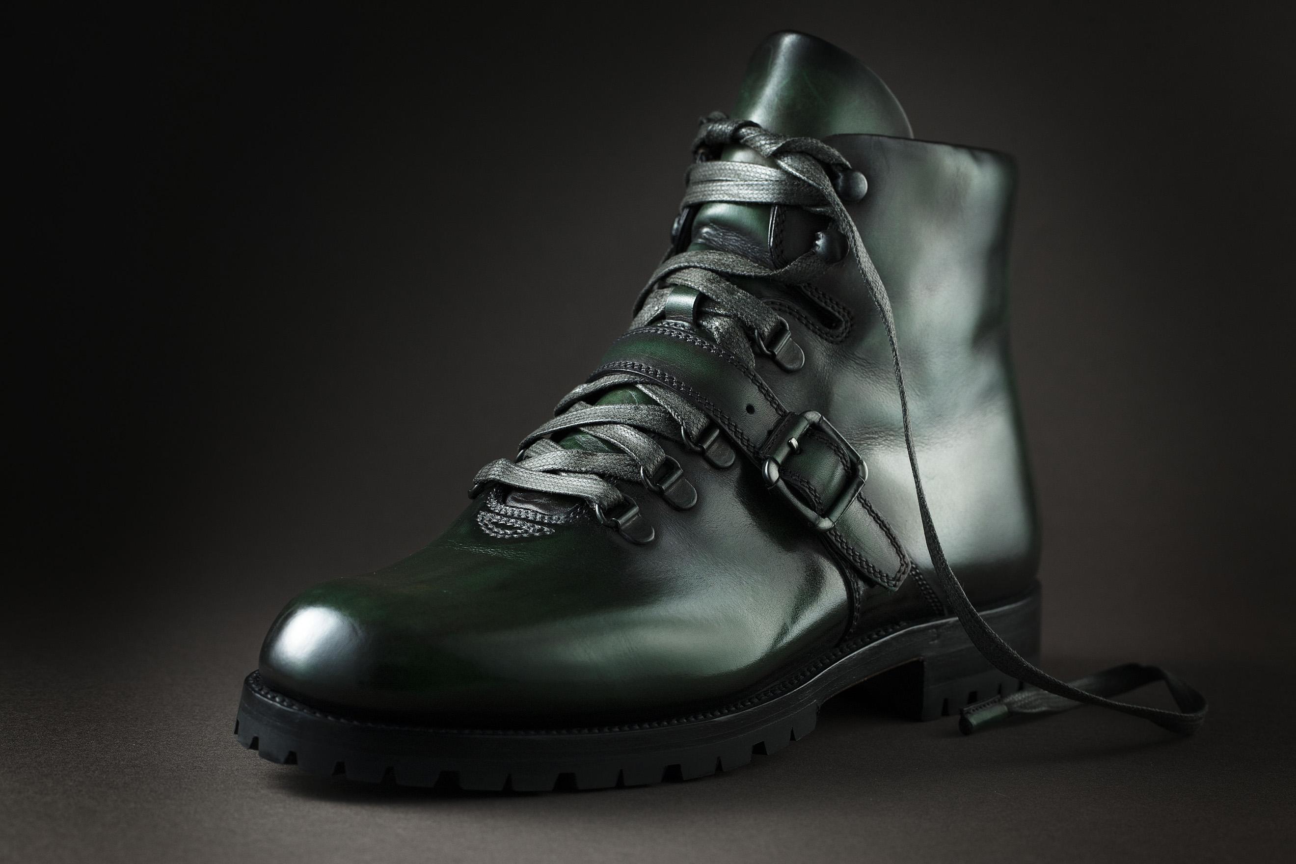 La folie des Hiking Boots
