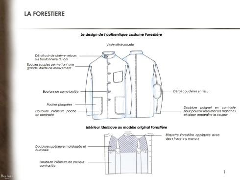 FORESTIERES FW14 descriptif