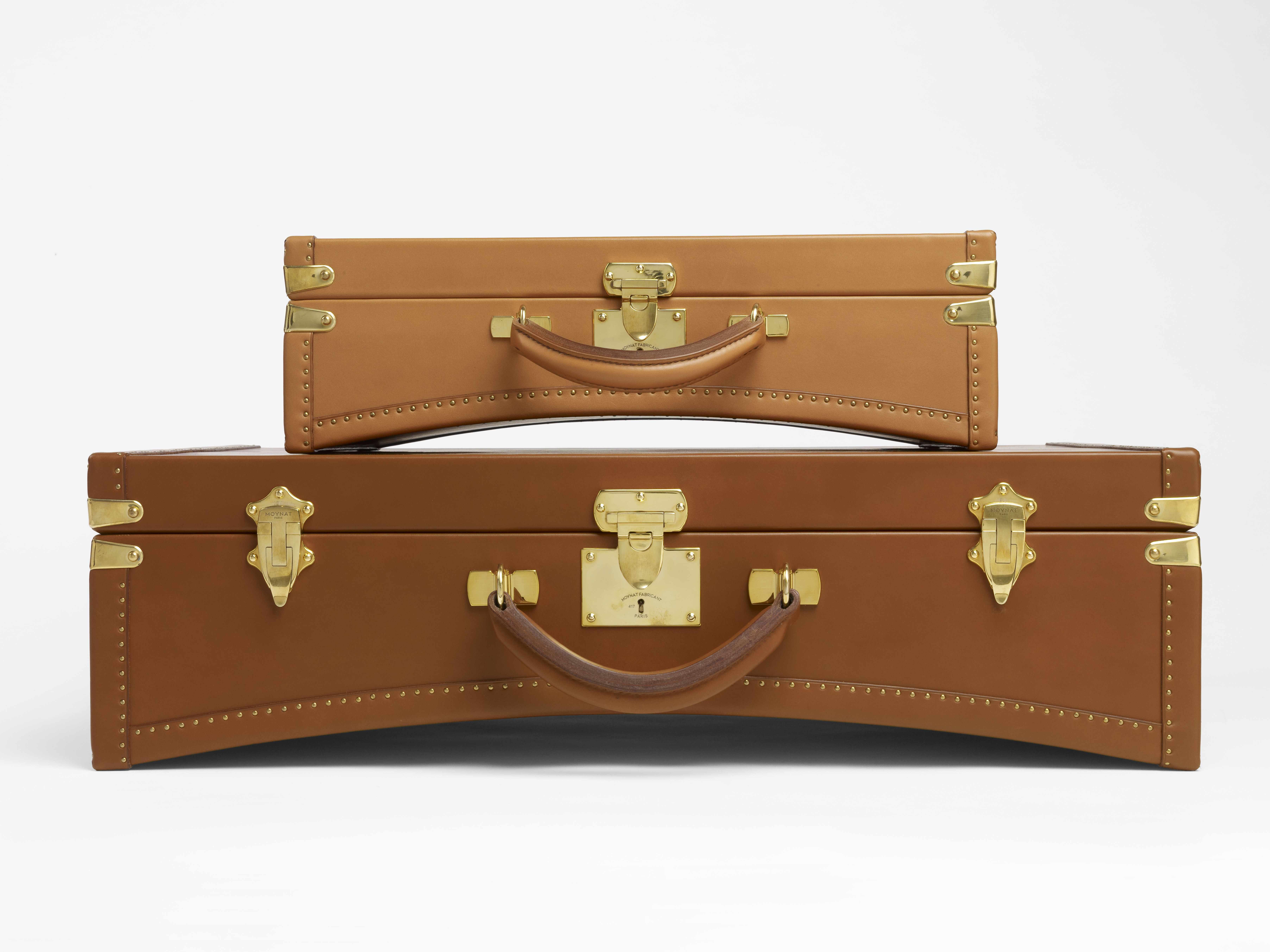 Moynat Paris' Limousine: the Rolls Royce of suitcases?