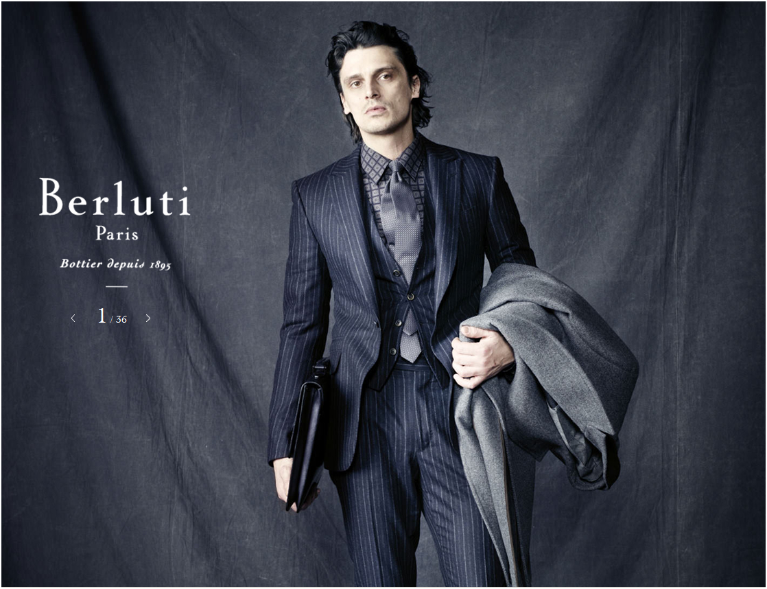 The new life of Berluti
