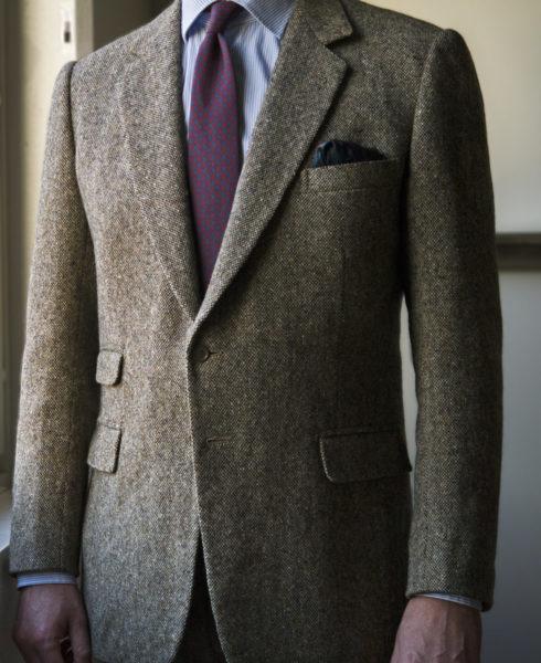 Cifonelli Tweed