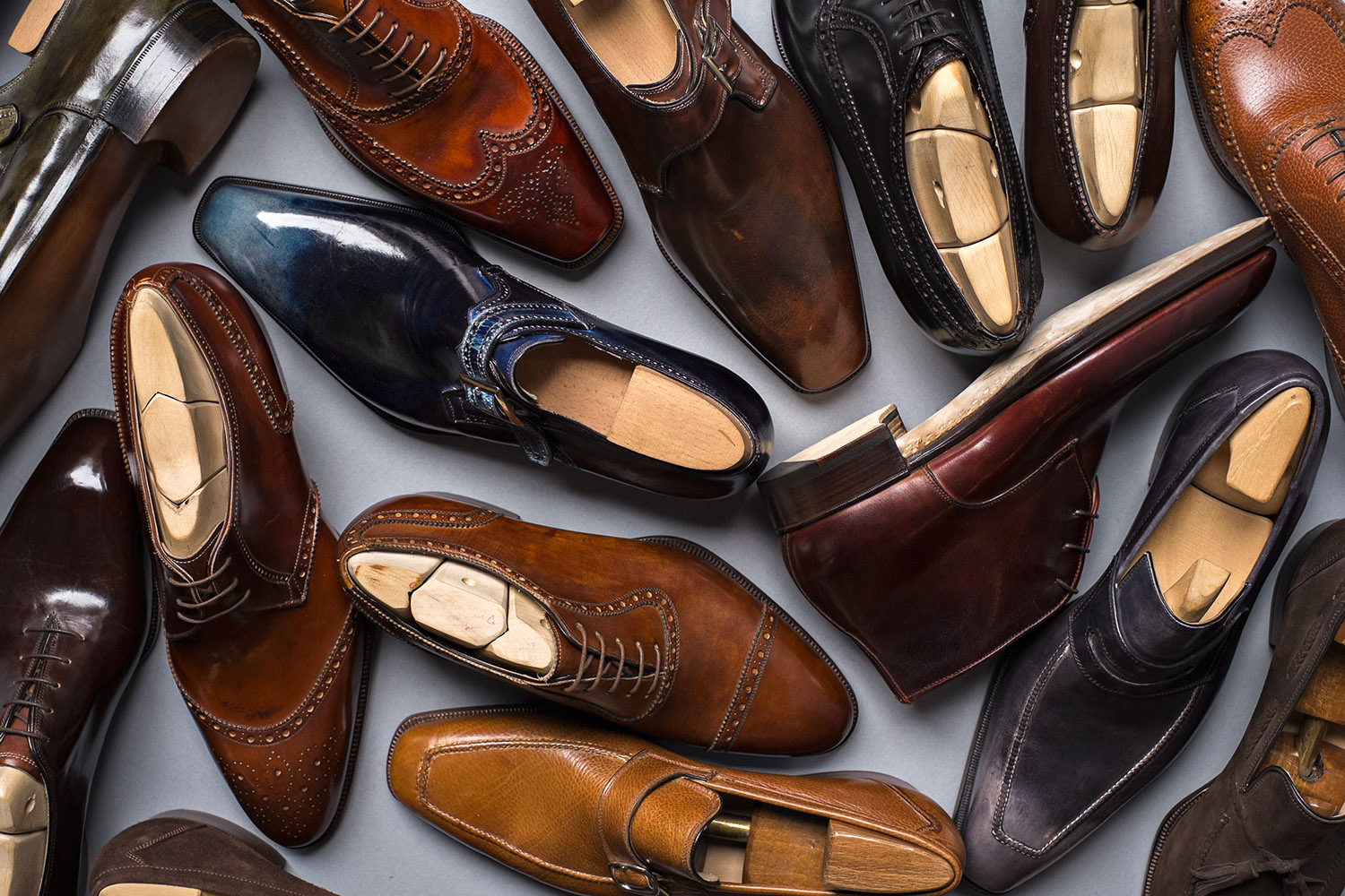 Shoes and Sartorial Rules: the Time and the Place