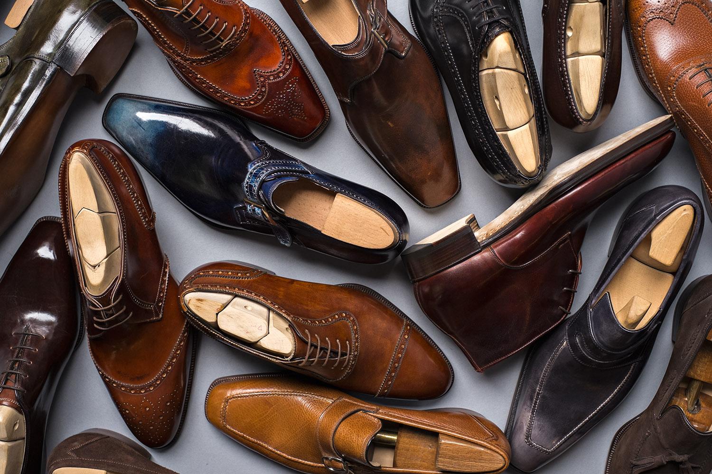 La sélection Parisian Gentleman de souliers 2015-2016 (partie 1/2)