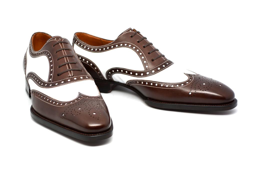 Cobbler Union Signature Spectator shoes