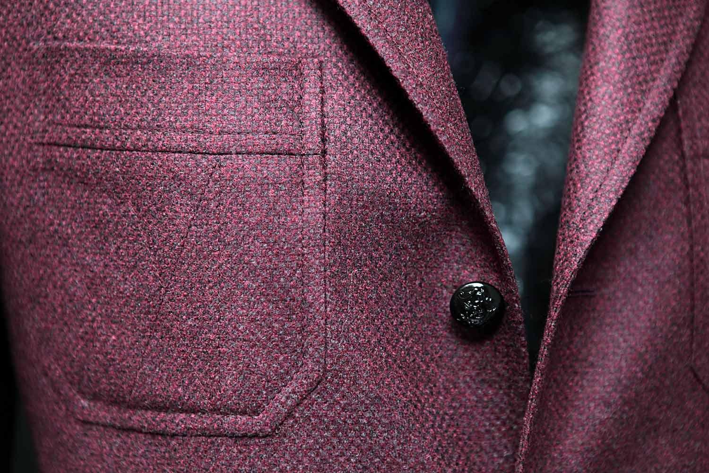 Santandrea Milano jacket detail 2