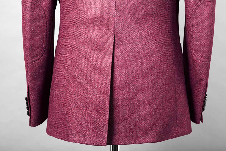 Santandrea Milano jacket detail 3