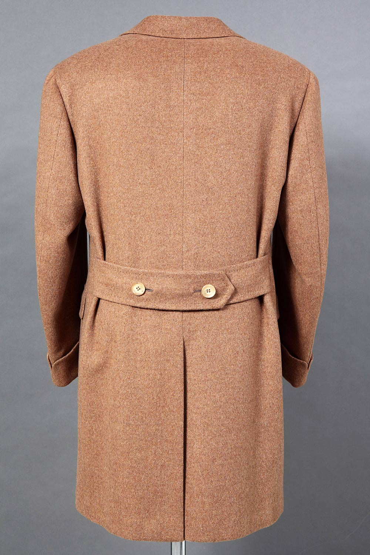 Santandrea Overcoat detail 2