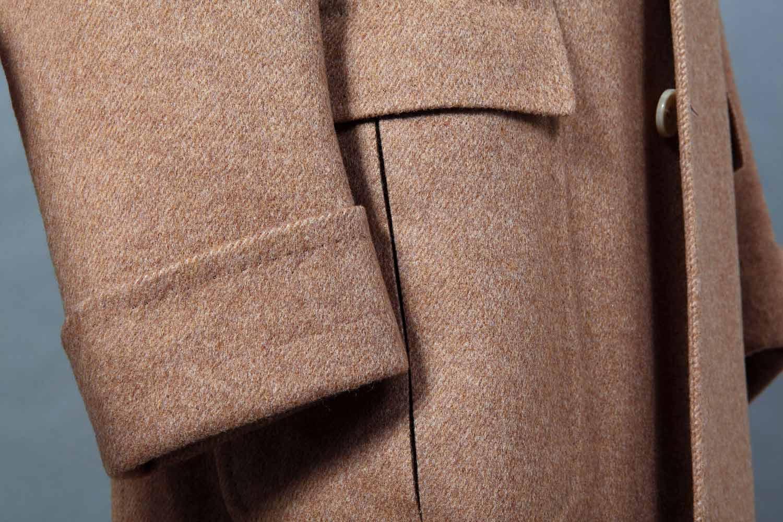 Santandrea Milano overcoat detail 1