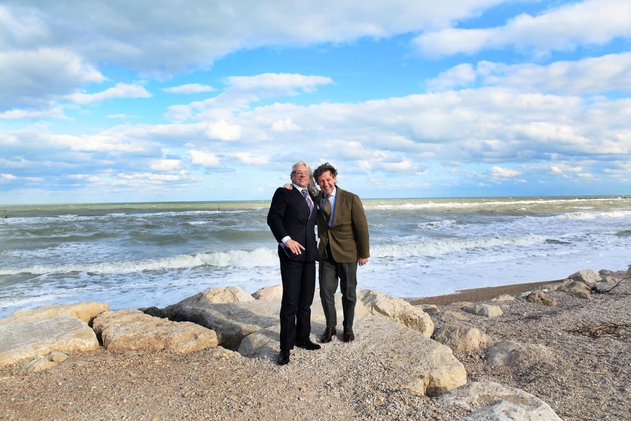Pierluigi Canevelli and Hugo Jacomet