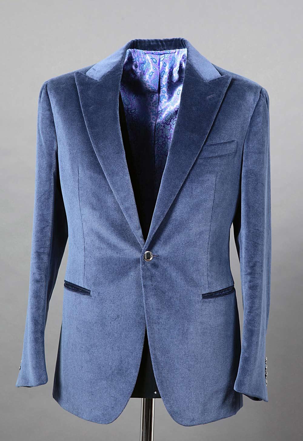 Santandrea smoking jacket