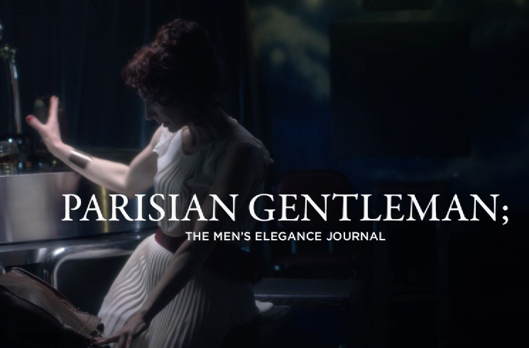 """Ladies"" : Parisian Gentleman's First TV Commercial"