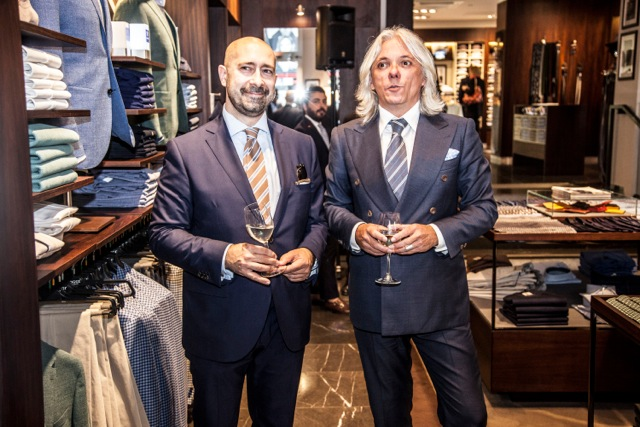 """Lanieri, affordable custom made suits, """"made in Italy"""""""