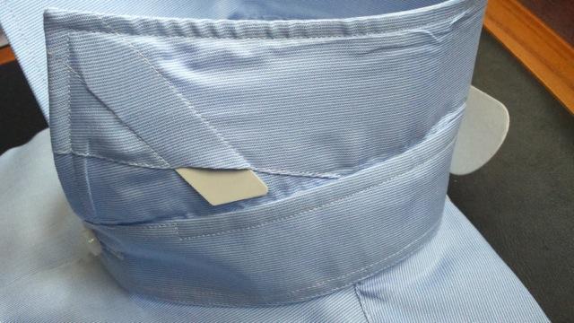 Lanieri chemise collar stays