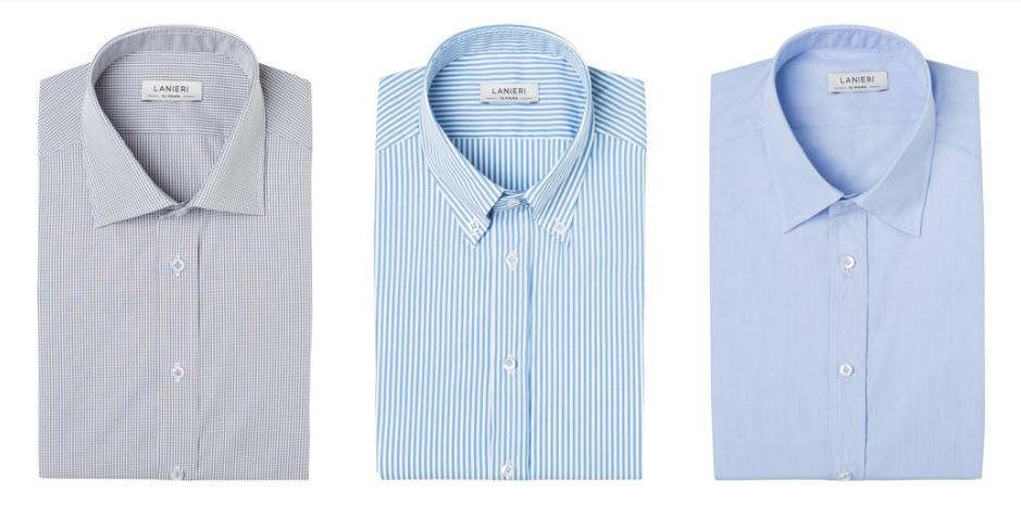 Lanieri Shirts : a review