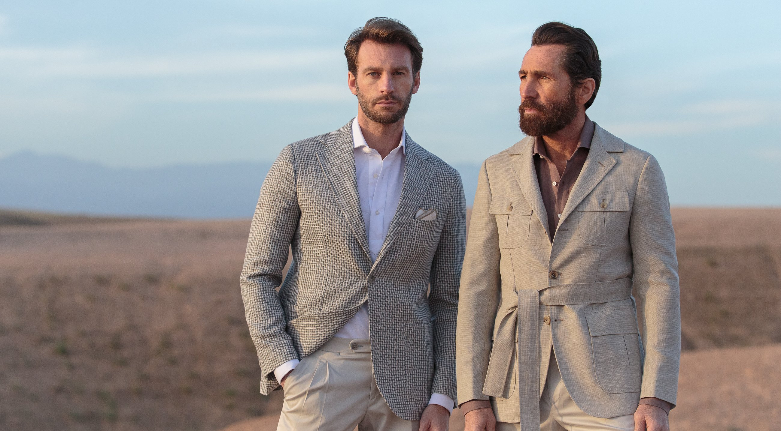 Pini Parma: A Name to Know for True and Accessible Italian Quality Suits