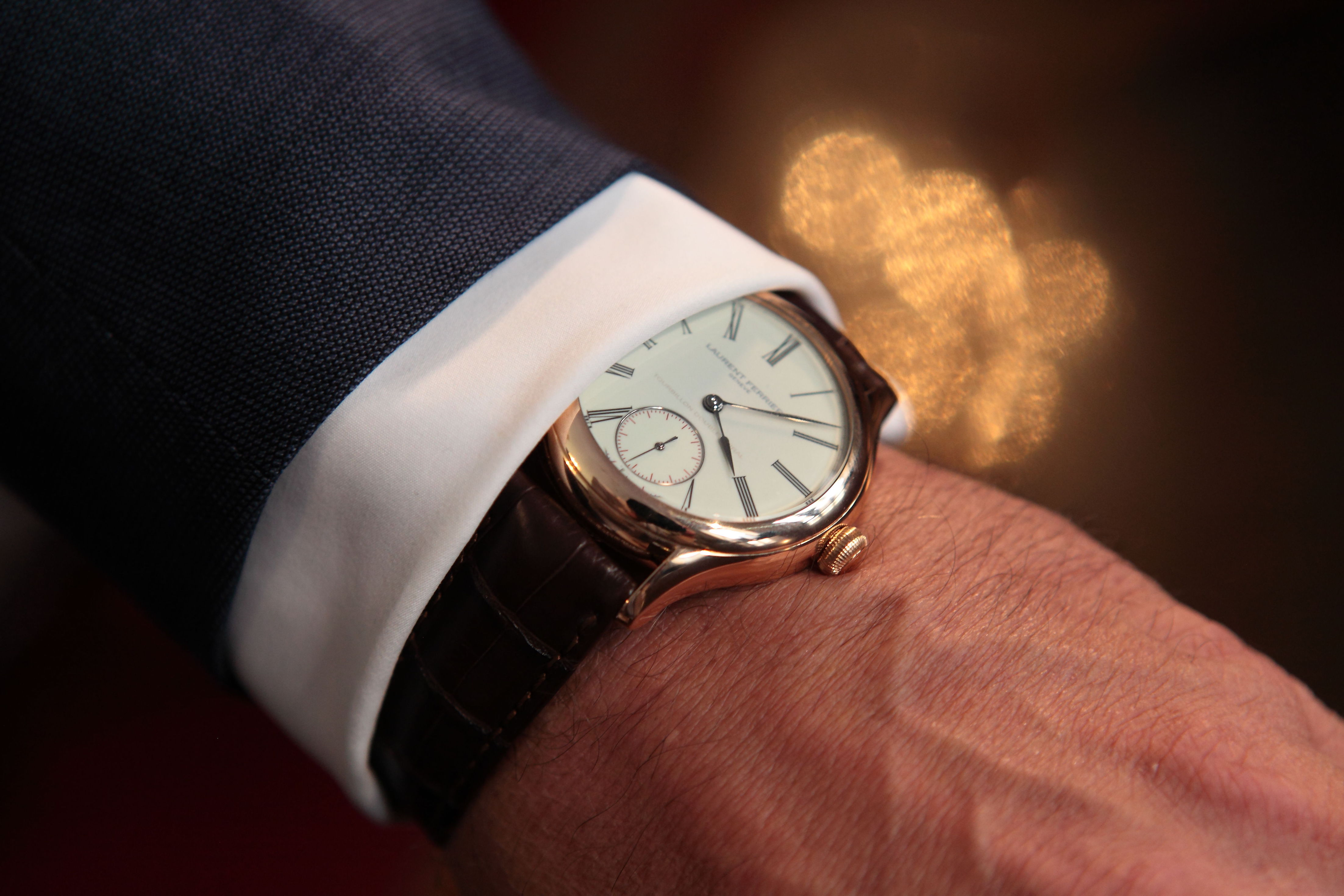 Laurent Ferrier : The Most Elegant Timepieces in the World ?