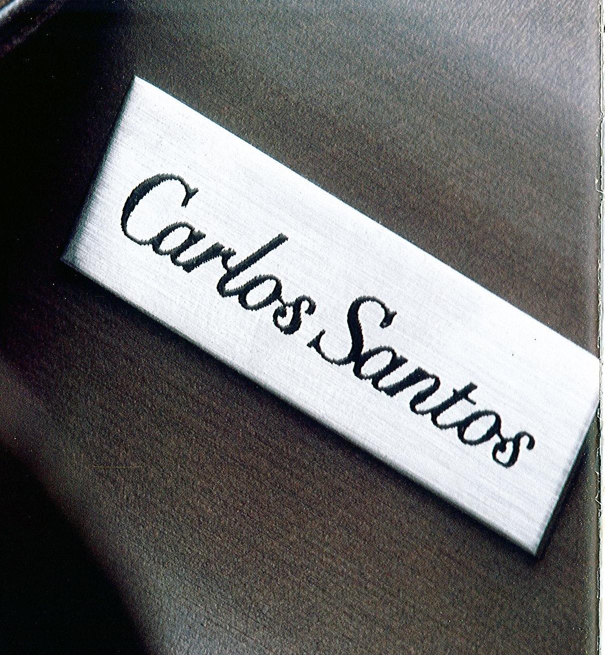 Le choix de Parisian Gentleman : Carlos Santos