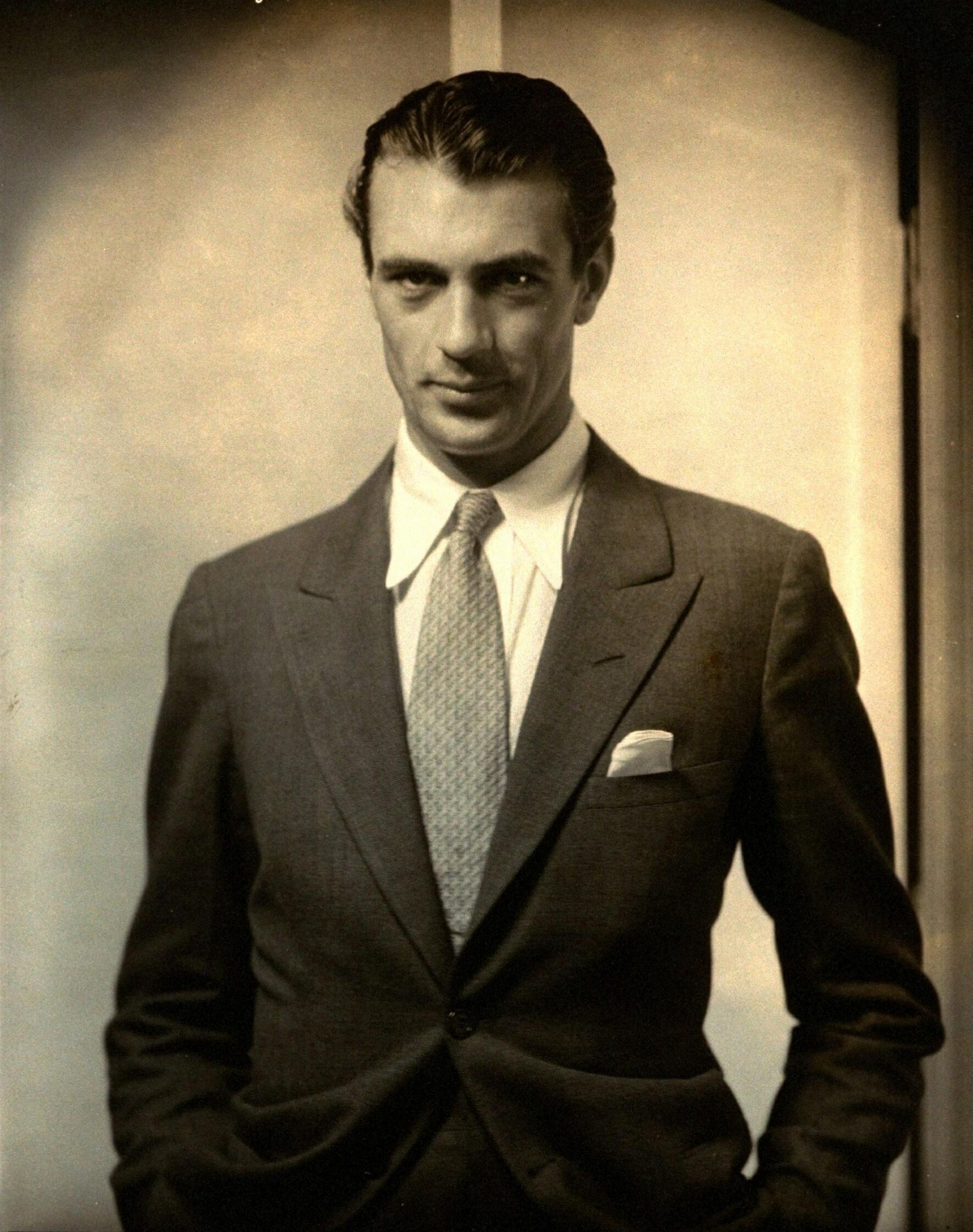 Le choix de Parisian Gentleman : Gary Cooper
