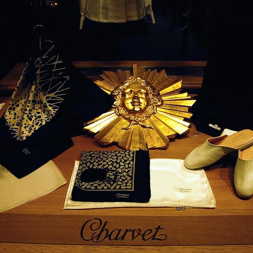 Le choix de Parisian Gentleman : Les cravates Charvet