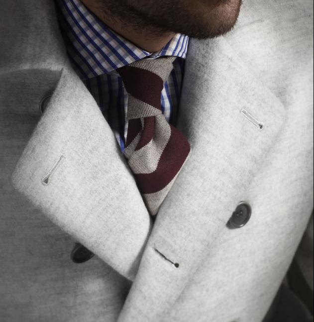 Le choix de Parisian Gentleman : manteau Kiton en cachemire