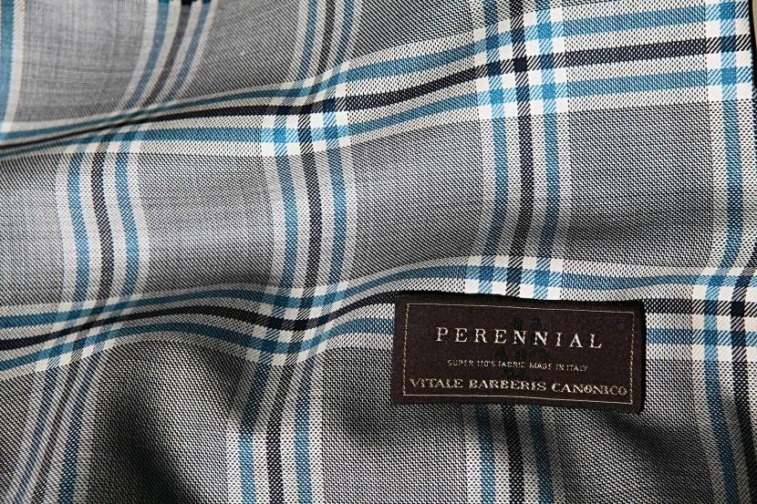 Worsted Jacket Perennial VBC